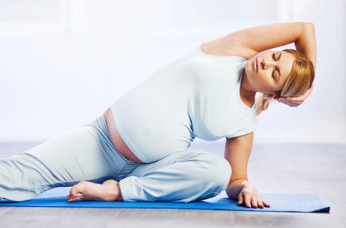 Aktywna podczas ciąży