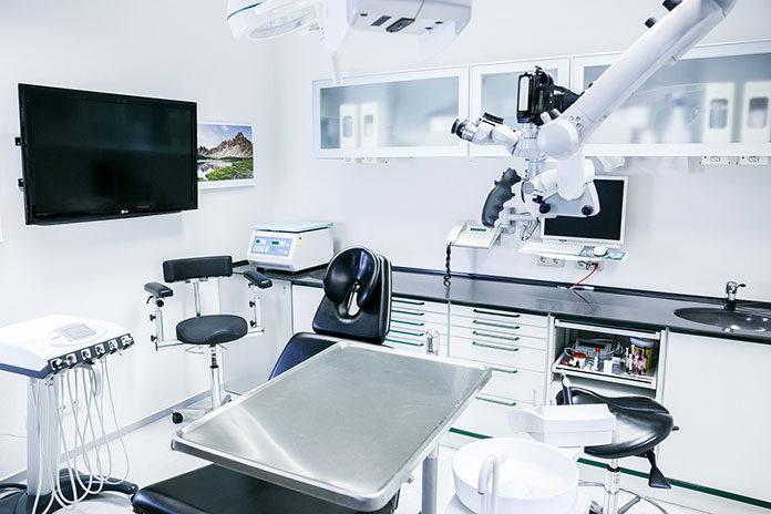 Zabiegi u dentysty