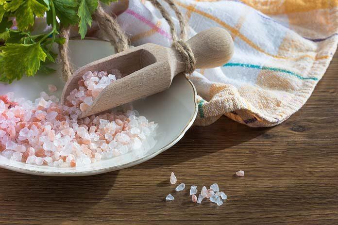 Wszystko o soli w diecie